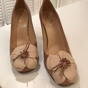1827e38d605 Kate Spade Heels Like New!